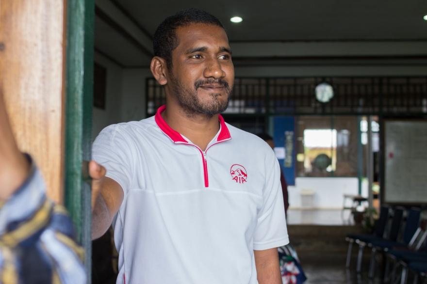 05-2018-03-INDONESIE-Papouasie-Jayapura-au centre d'anglais-avec la classe de Charly-AP (15)